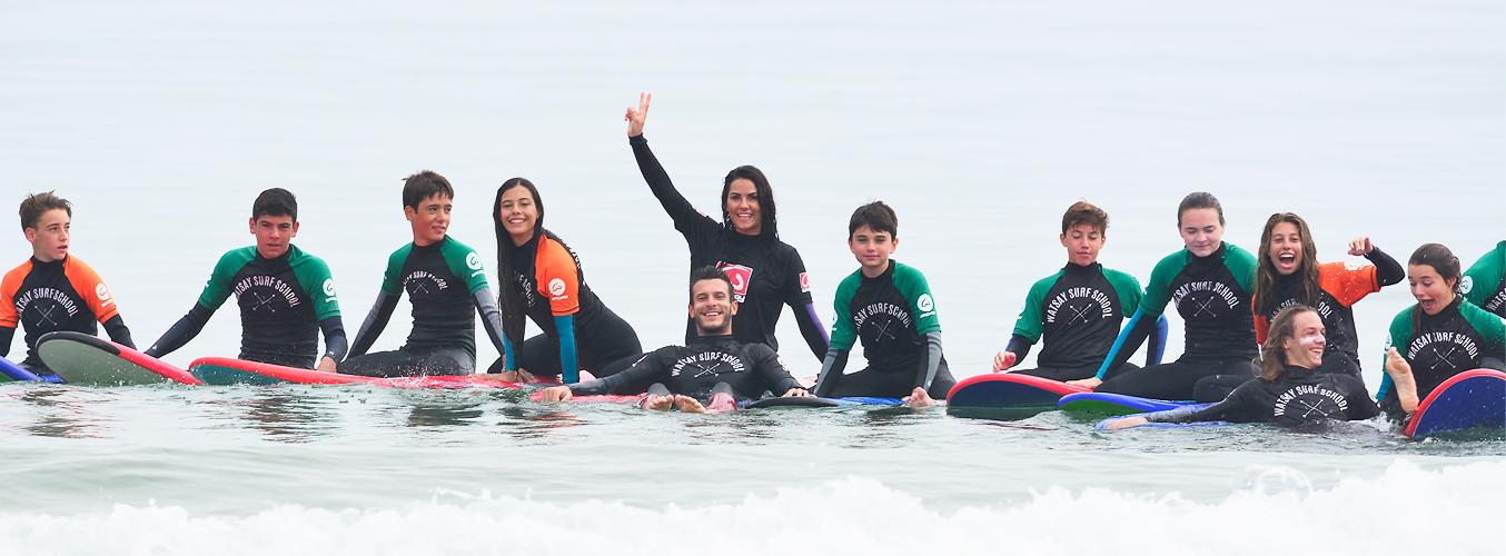 Campamentos de surf - Surf Camp