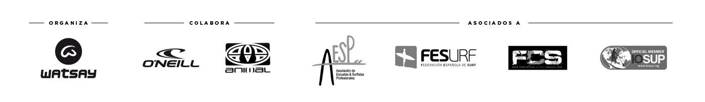 escuelas de surf en cantabria logos