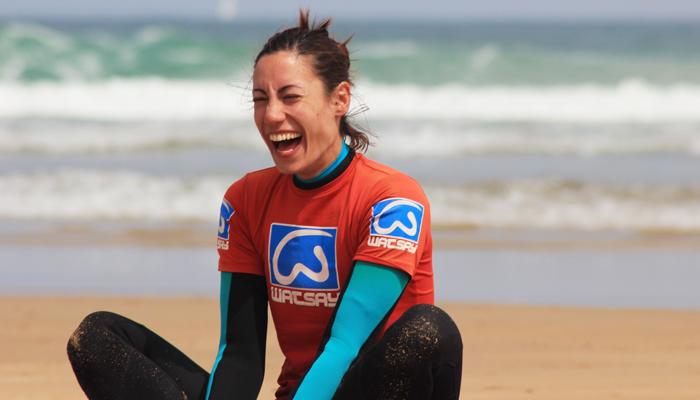 Cursos de surf para adultos cantabria