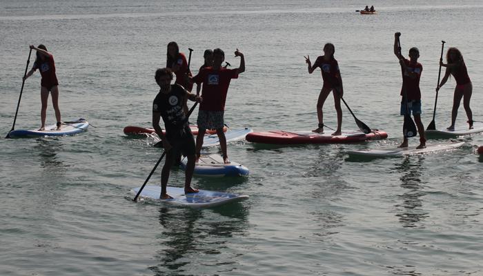 Sup Flatwater - Playa de Berria Santoña