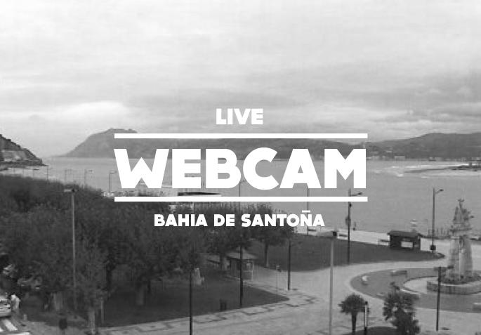 webcam playa de berria santoña