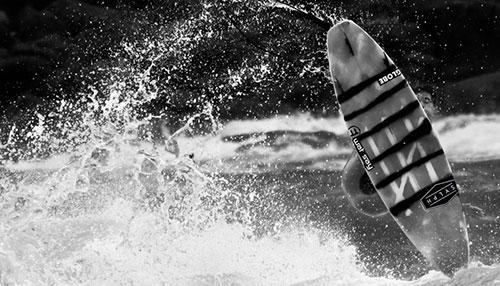 Escuela de Surf en la playa de Berria - Watsay