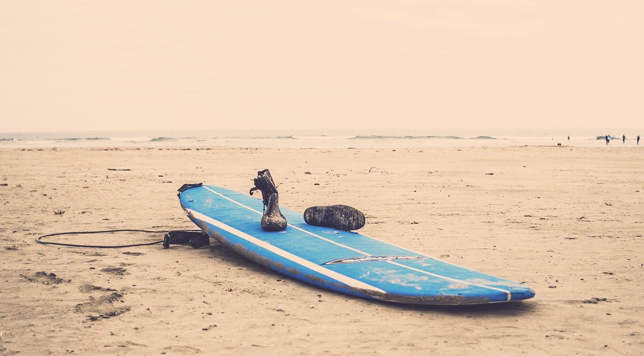 las mejores playas en el norte para hacer surf