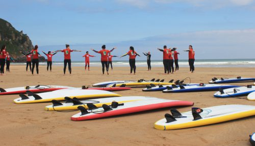 Reservas Surf Camp Adultos