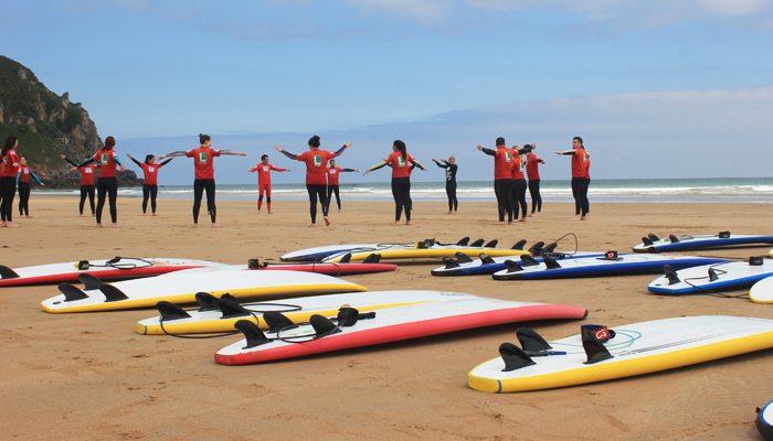 Reservas Surf Camp Adultos