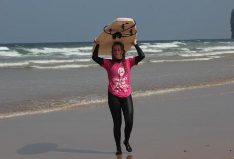 campamentos de surf Semana Santa 2016