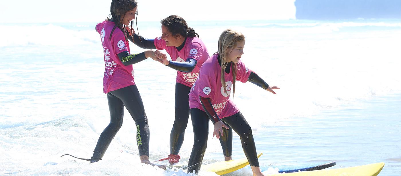 Campamentos de Surf Junio - Campamentos de verano