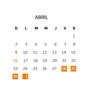 abril-fin-de-semana-28-abril-01-marzo