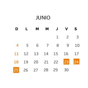junio-fin-de-semana-23-25-junio