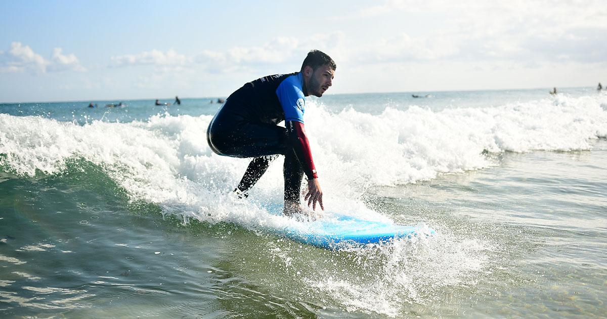Material necesario para aprender a hacer surf