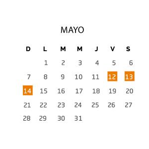 mayo-fin-de-semana-12-14-mayo