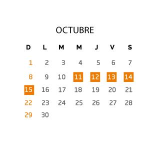 octubre-fin-de-semana-11-15-octubre