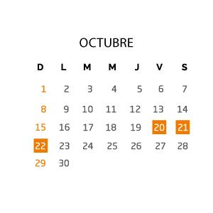 octubre-fin-de-semana-20-22-octubre