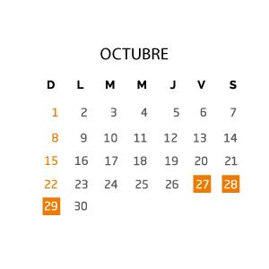octubre-fin-de-semana-27-29-octubre