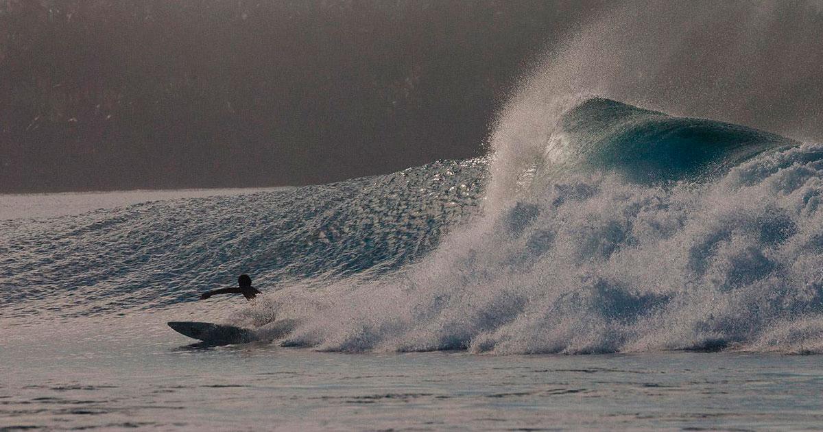 En qué tipo de olas tenemos que comenzar a surfear