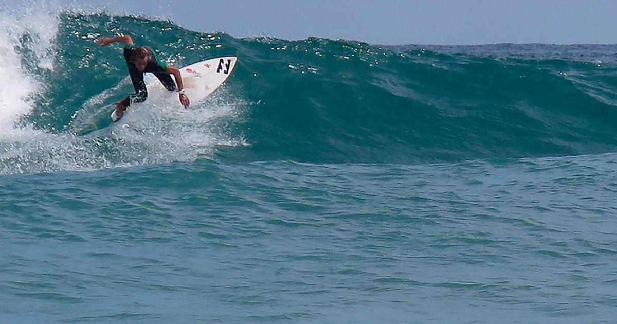 Surf en Berria - Paraíso de las olas