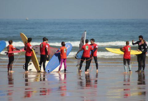 Semana Santa 2017 surf camp