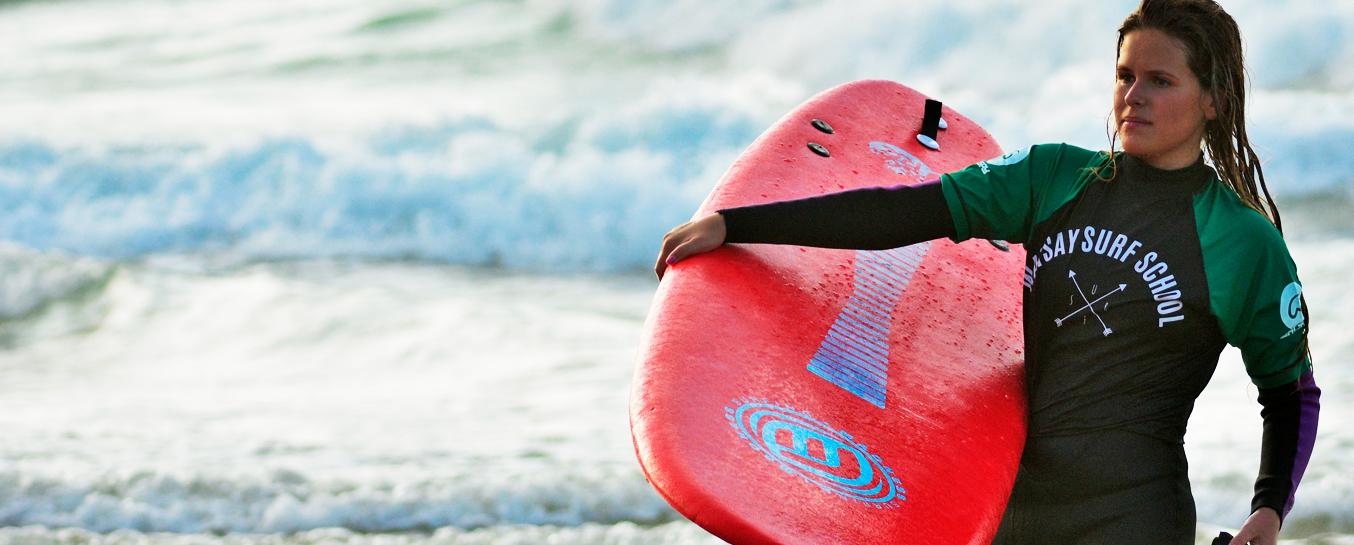 Surf House Watsay - Playa de berria