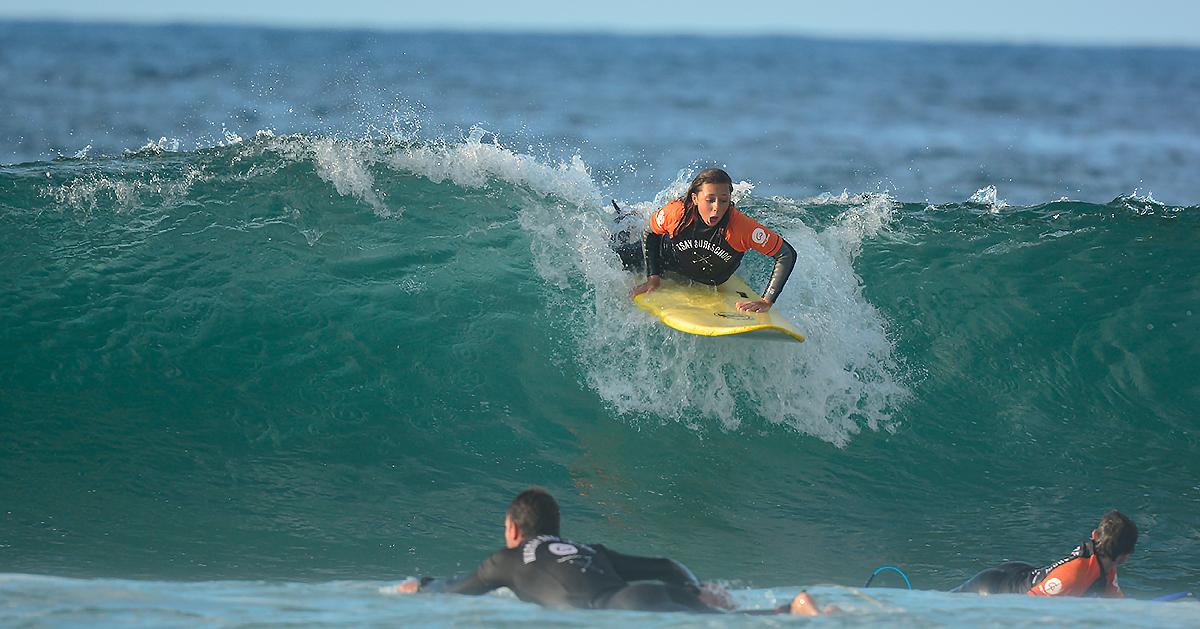 errores comunes en el surf