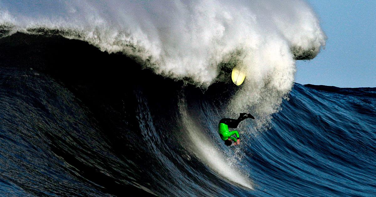superar el miedo en el surf