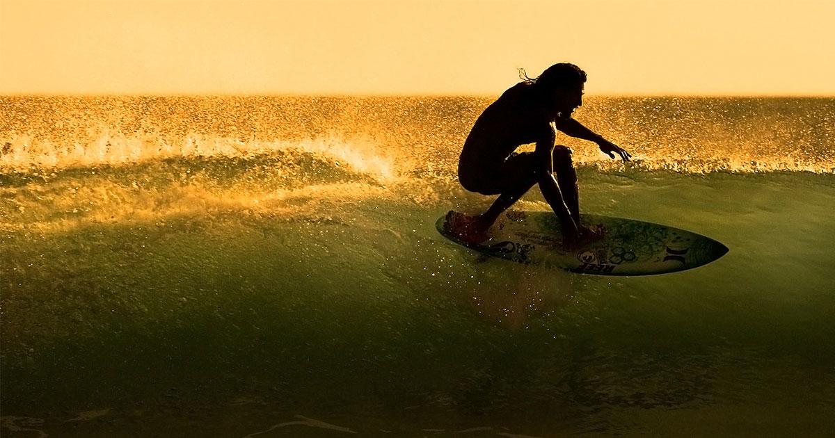 Crees que sabes lo que es el surf