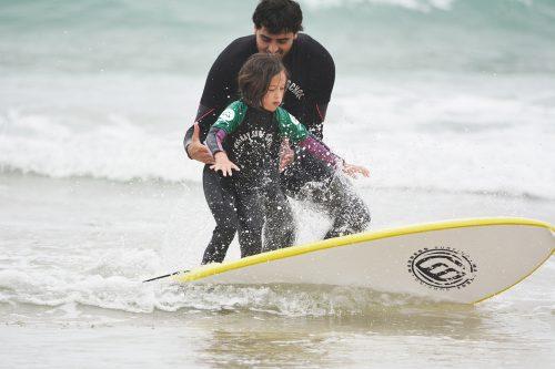 Reservas Cursos de Surf