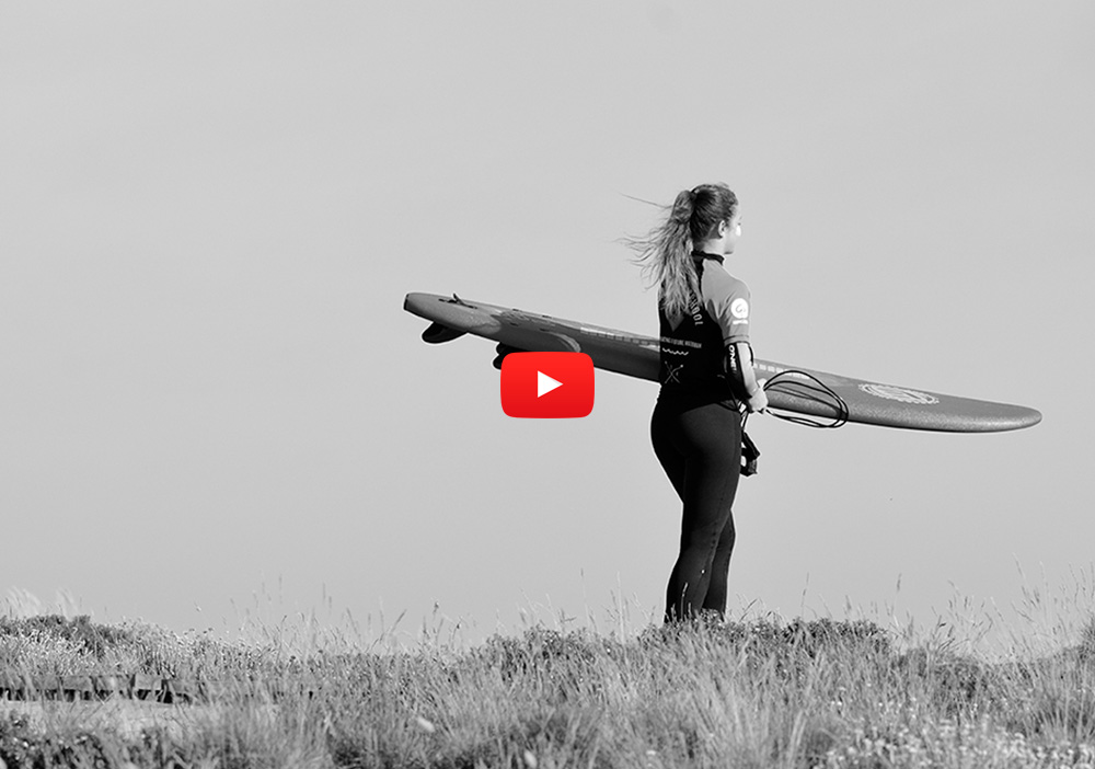 Escuela de surf Cantabria Video