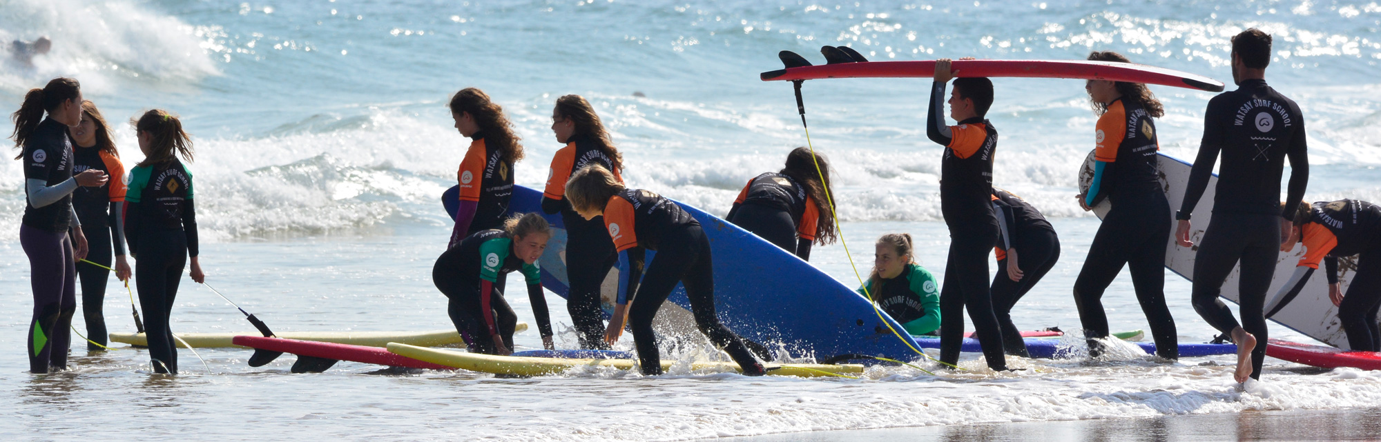 Surf Camp Septiembre