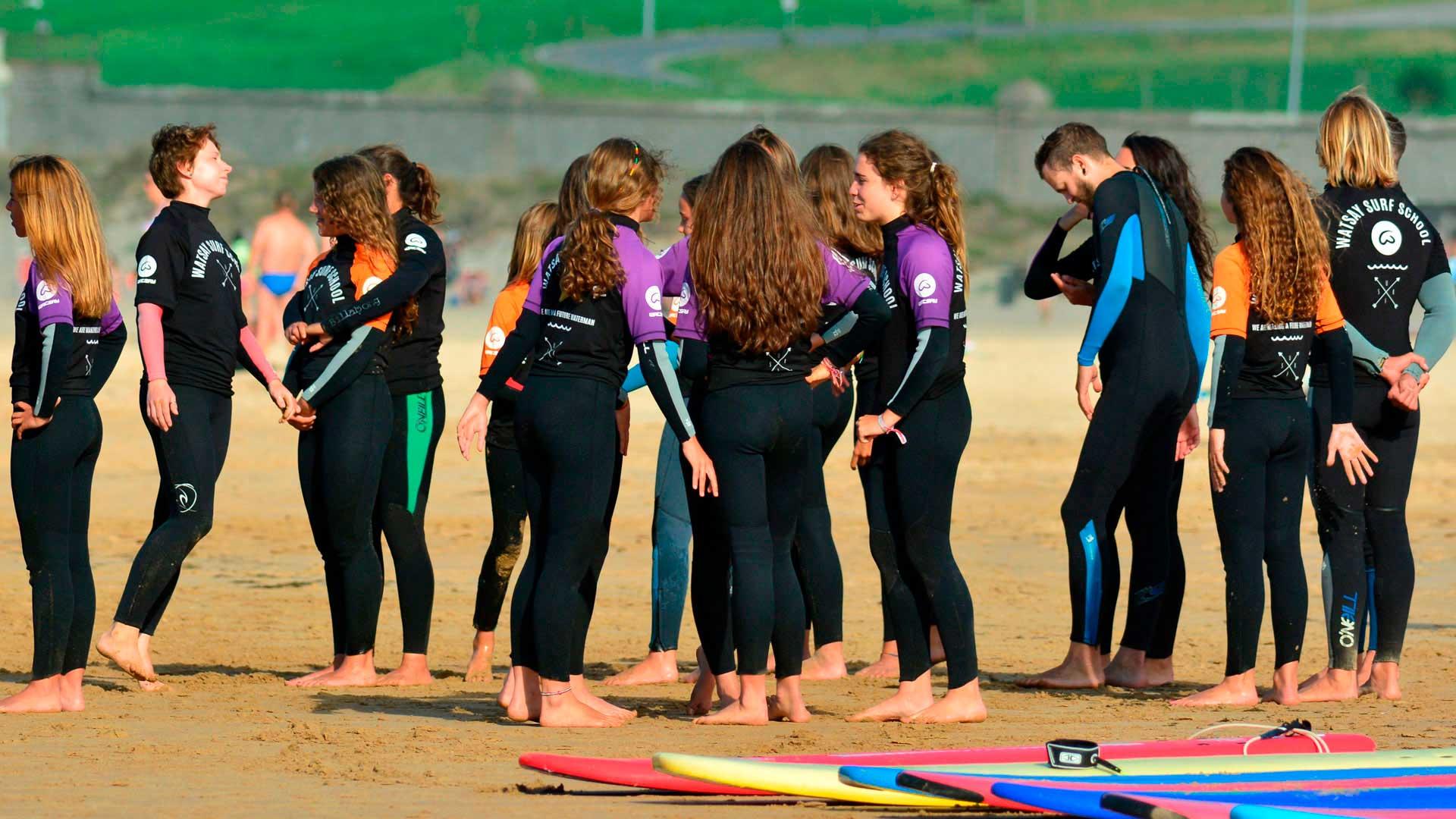 cursos de surf 2018