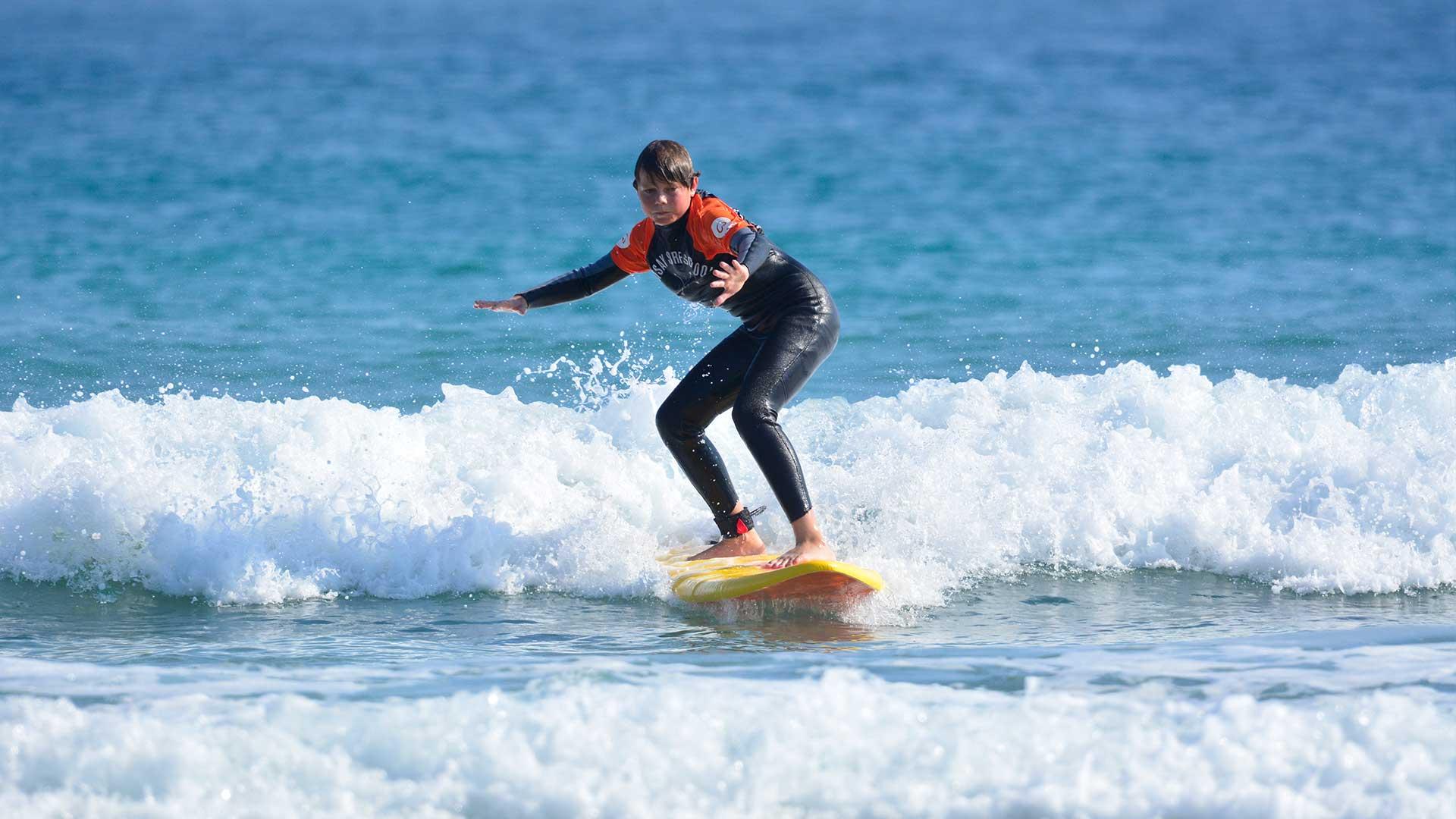 Surf camp junio promocion
