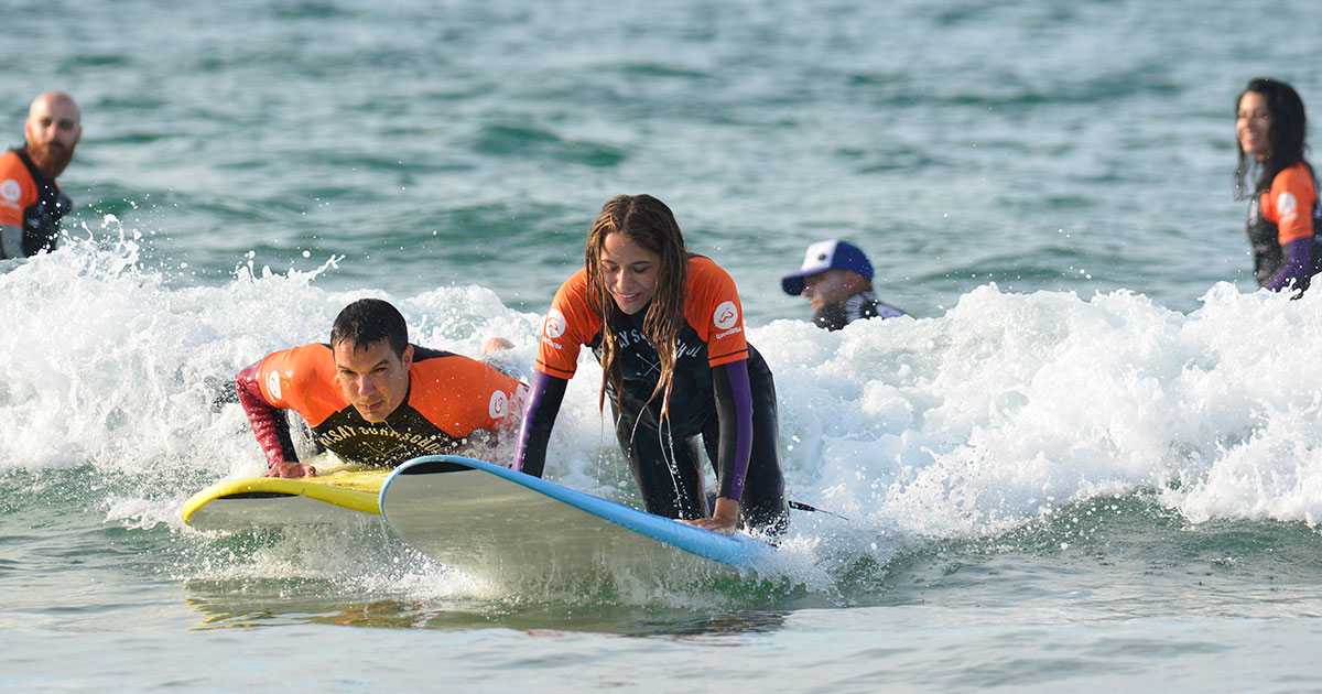 Surf camp - Campamentos de surf adultos