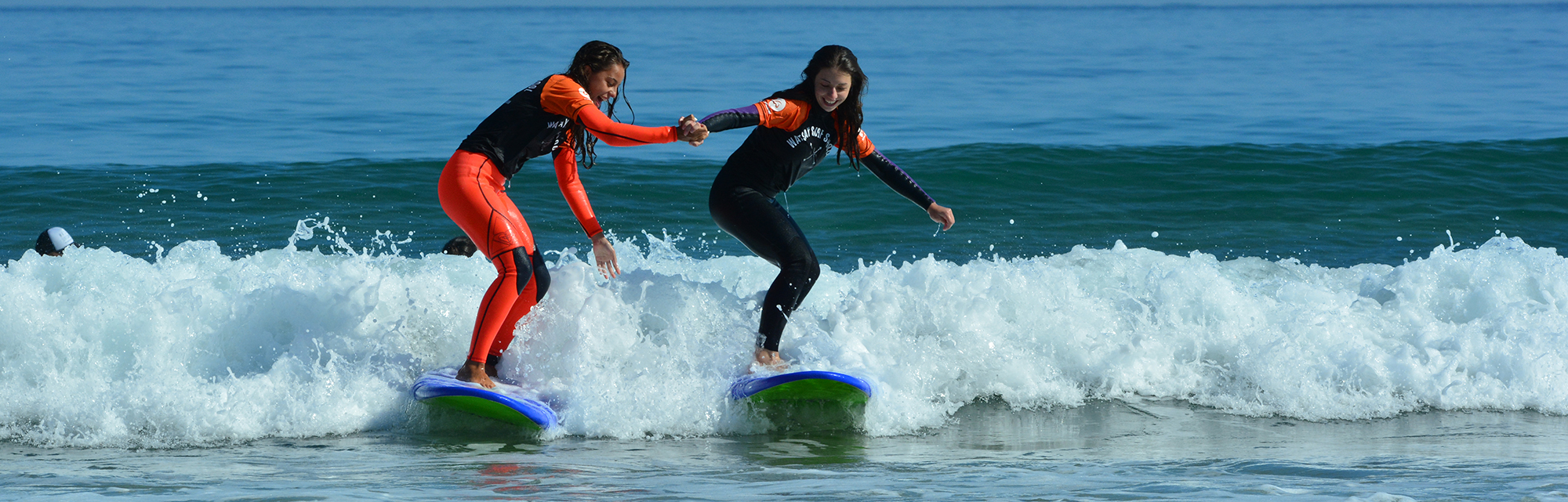 Campamentos de surf menores - Surf Camp menores