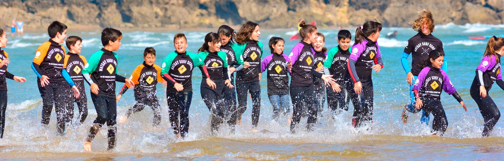 Surf Camp de día