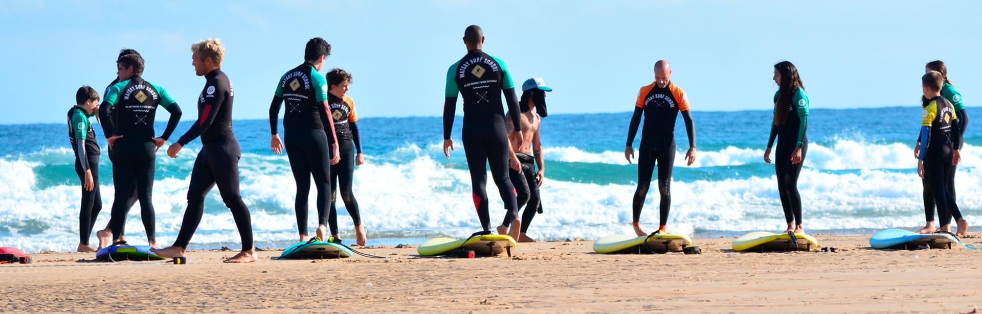 Surf camp septiembre adultos cantabria