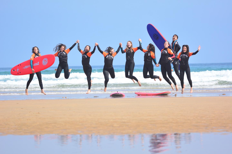 Surf Camp Semana Santa 2019