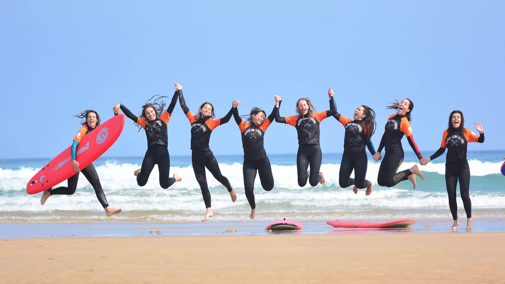 Surf camps verano - escuela de surf & camp