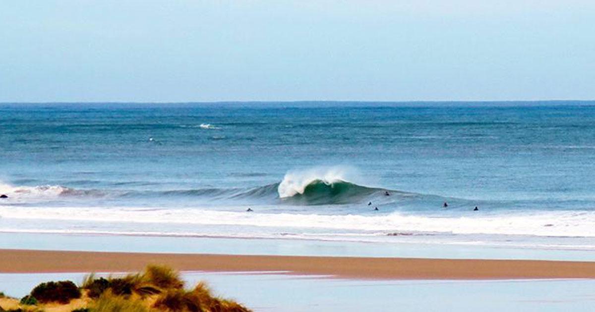 Surf en el norte de España