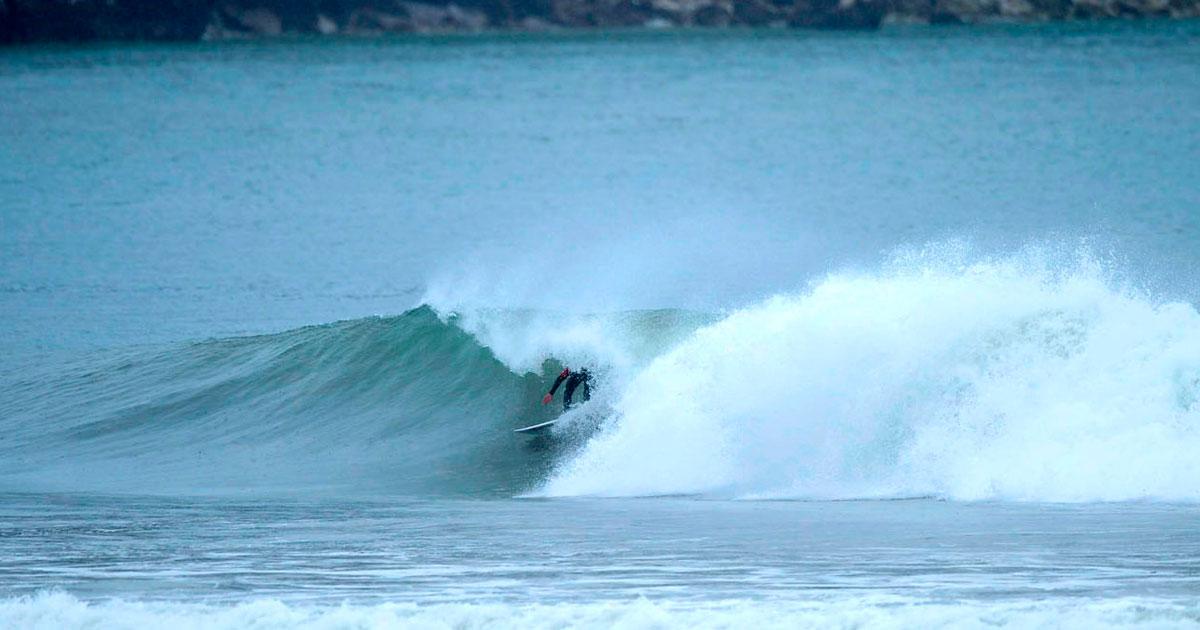 laredo: surf España norte