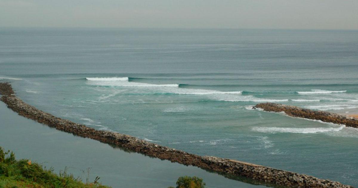 rodiles surf en el norte de españa