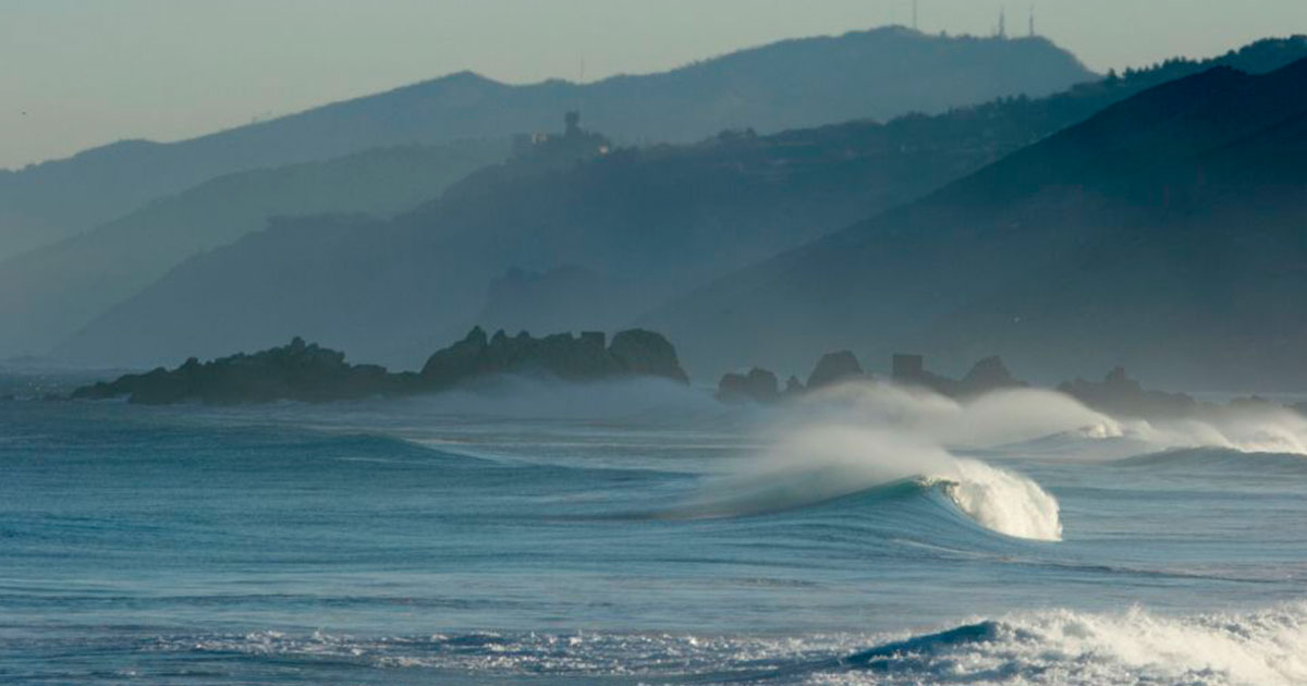 zarautz:surf en zarautz