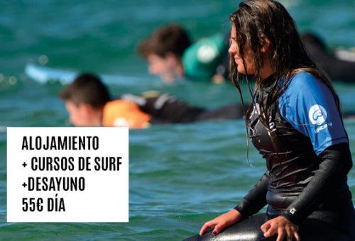 Promo surf house Berria