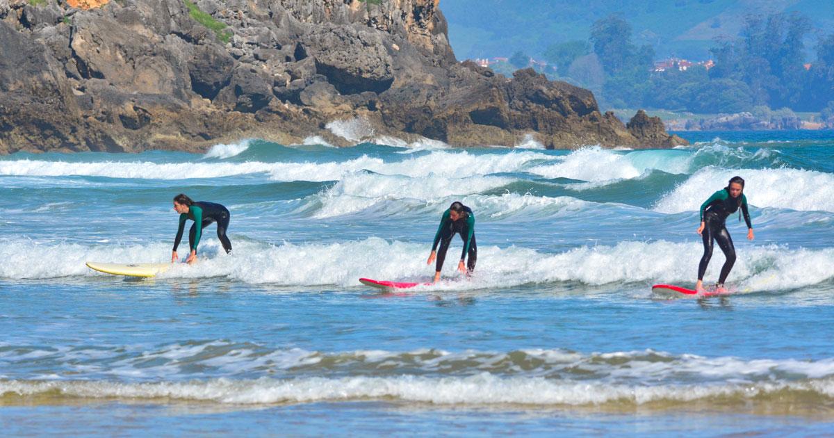 Reglas del surf: Las normas no escritas del surf