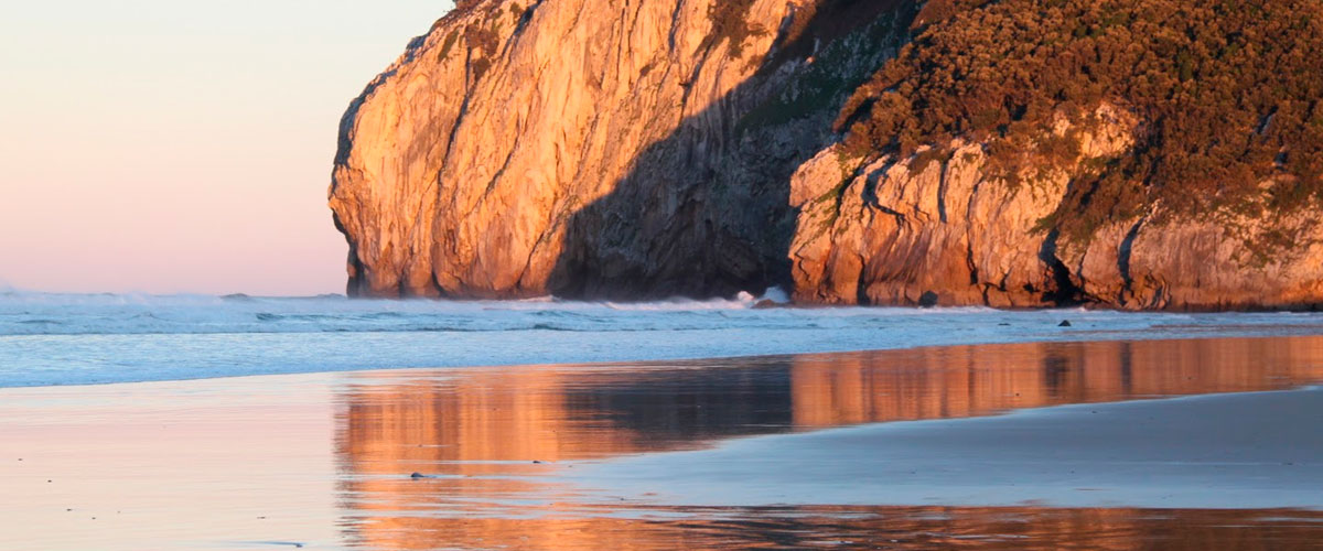 Playas en Santoña: Playa de Berria