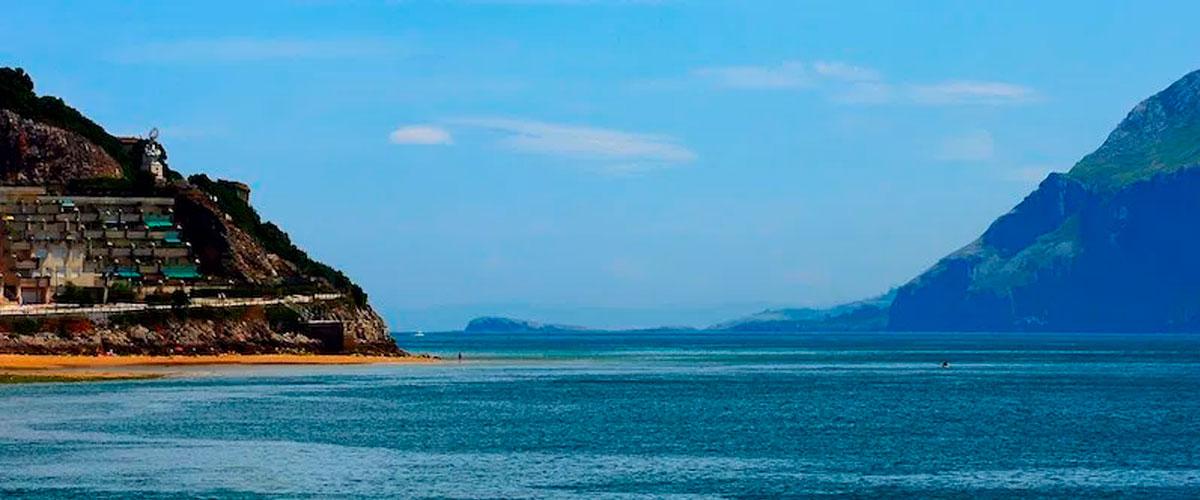 Playas en Santoña: Playa de San Martín