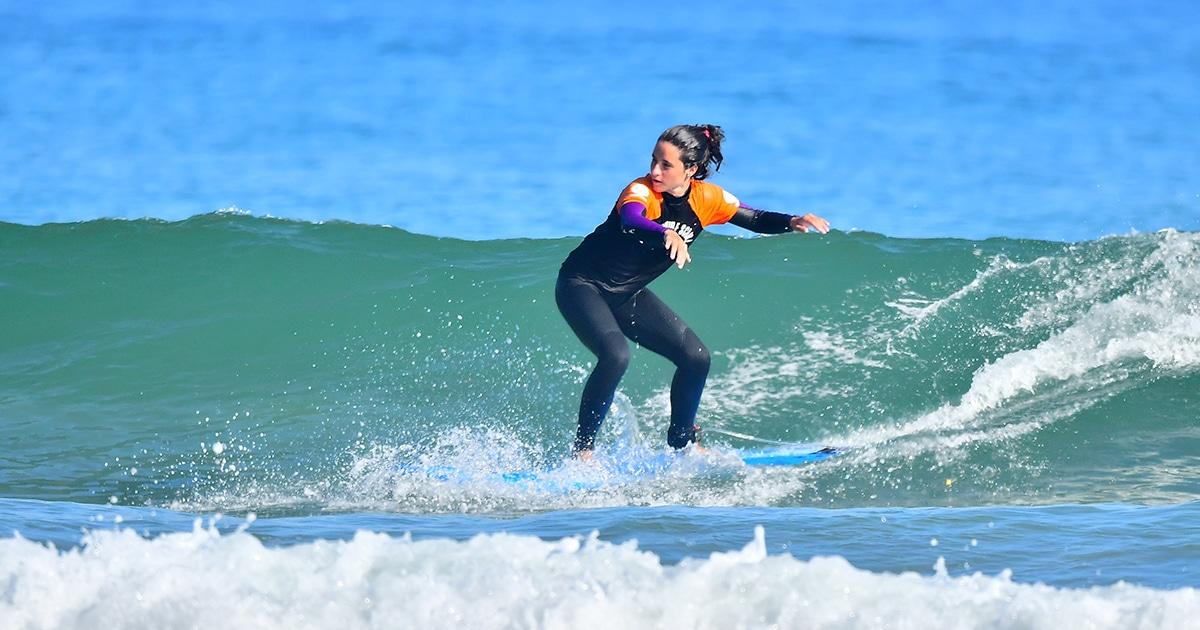 Viajes de surf España